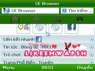 Uc browser 9 4v1 Mod